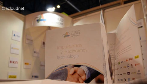 La Asociación Cloud Network presente OMExpo Madrid 2013
