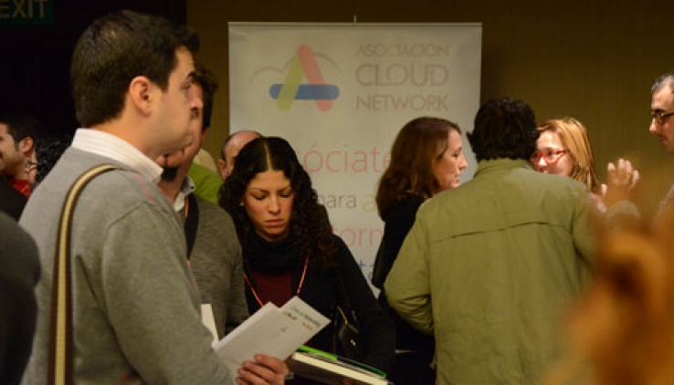 Foro Profesional de Cloud Computing Madrid